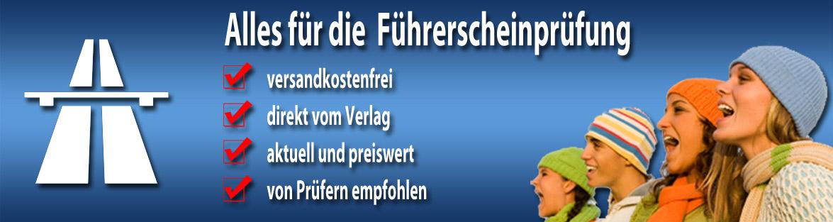 Alles für die Führerscheinprüfung von Lange-Lehrmittel Verlag