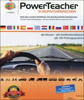 PowerTeacher Lern-CD
